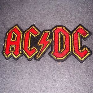 Vintage AcDc patch from 2000